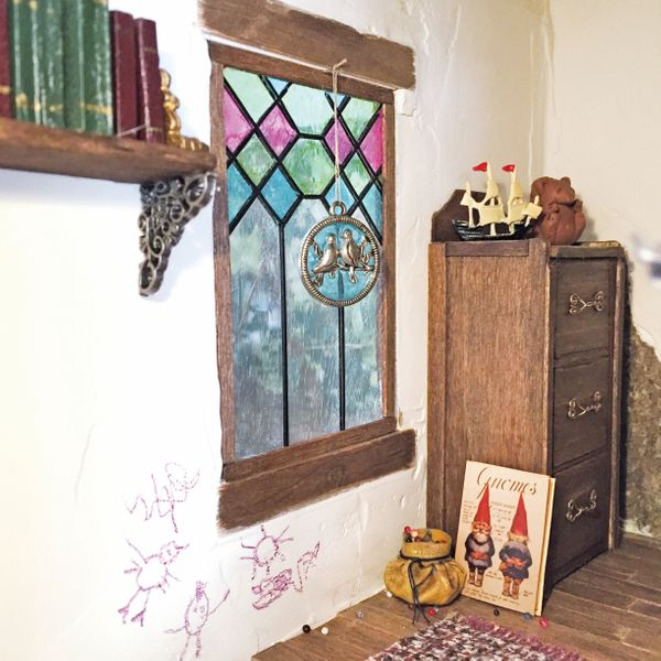 Dress up your miniature windows